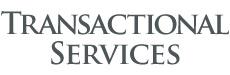 Transactional-Services-